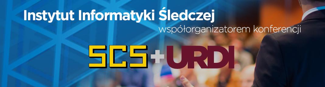 SCS + URDI wspólna konferencja