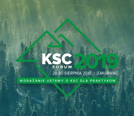 Zdjęcie w tle do wpisu zapraszającego na KSC Forum 2019